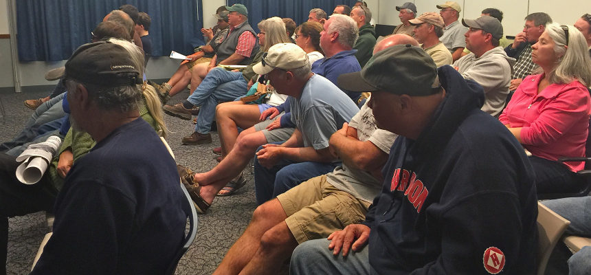 NOAA - Observer meeting at GARFO 6-4-15