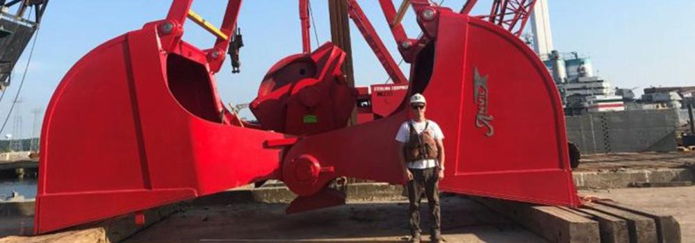 Boston Harbor Dredge Project - Massachusetts Lobstermen's